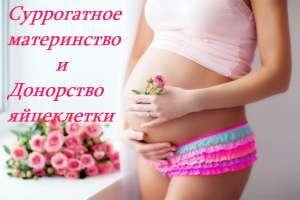 Программа Суррогатного материнства и донорства яйцеклеток ХАРЬКОВ - изображение 1