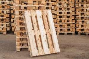 Продаем деревянные поддоны б/у Киев, ремонт поддонов в Киеве - изображение 1