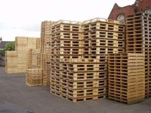 Продаем по хорошей цене поддоны, ящики, деревянная тара. - изображение 1