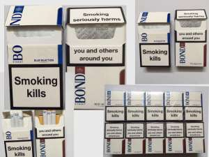 Продажа сигарет оптом - Bond Blue, Red Duty Free - изображение 1