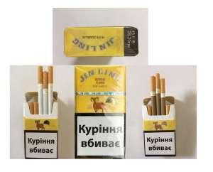 Продажа сигарет - jin ling 20 Duty Free оптом - изображение 1