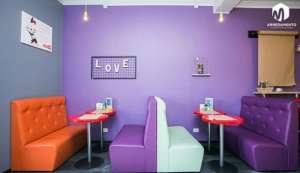 Продам диван для кафе, баров и ресторанов Харьков - изображение 1