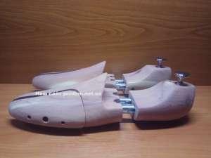 Продам колодки для обуви. Кедровые колодки из дерева - изображение 1