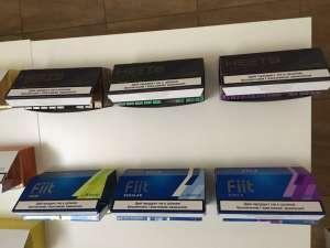 Продам оптом, а также поблочно табачные стики с украинским акцизом HEETS (12вкусов) и Fiit (3 вкуса) - изображение 1