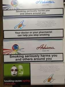 Продам оптом сигареты Ashima - изображение 1
