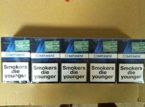 Продам оптом сигареты Cmpliment king size (duty free). - изображение 1