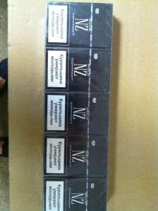 Продам оптом сигареты NZ Gold, Black, Compact. - изображение 1