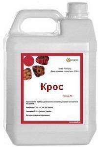Продам Регулятор роста Хлормекват-хлорид (Крос), Хмельницкий - изображение 1