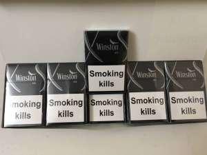 Продам сигареты WinstonXS - изображение 1