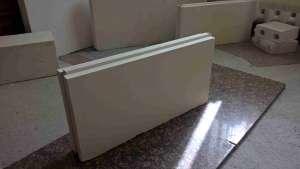 Производим и продаем пазогребневые гипсоплиты для быстрого и простого возведения внутренних межкомнатных, межквартирных стен - изображение 1