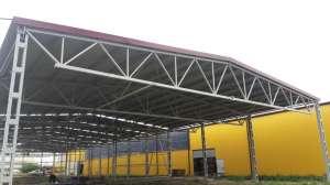 Промышленное здание из металлоконструкций Коломыя - изображение 1