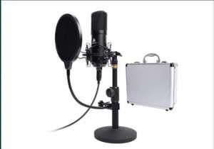 Профессиональный Студийный USB микрофон Maono AU-A04ТС + видеообзор - изображение 1