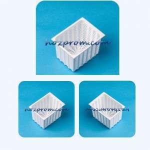 Прямоугольная форма для мягкого сыра 0,35 кг Купить сырные формы - изображение 1
