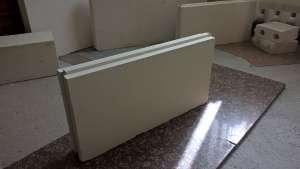 Пpoизводим и пpoдаем пазогребневые гипсоплиты для быстрого и простого возведения стен и перегородок - изображение 1