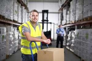 Работник склада - изображение 1