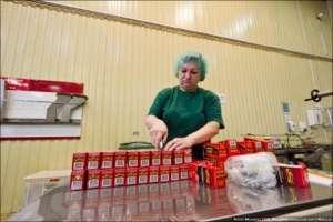 Рабочие на упаковку чая Lovare - изображение 1