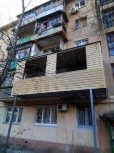Расширение балконов и лоджий, ремонт - изображение 1