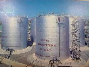 Резервуар 1000м3(РВС) - изображение 1