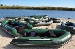 Ремонт надувных лодок - изображение 1