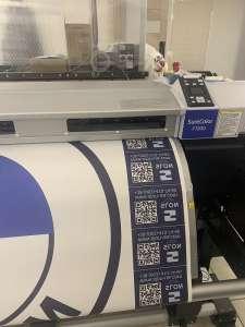 Рулонная печать - изображение 1