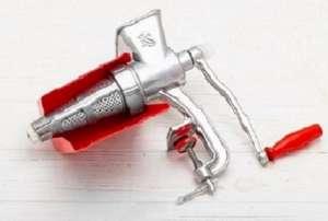 Ручная соковыжималка для томатов RS алюминиевая. - изображение 1