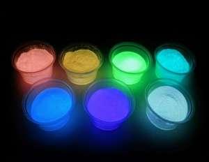 Светонакопительная краска, свечение до 12 часов в день - изображение 1