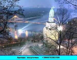 Сдам двухкомнатнуюквартиру,Соломенский район,Киев. Посуточная аренда - изображение 1
