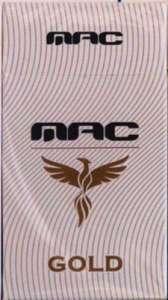 Сигареты Mac Gold и Mac Super Slims оптовая продажа (360$) - изображение 1