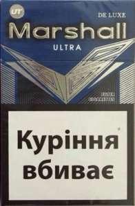 Сигареты Marshall Ultra и Marshall Classic оптовая продажа (360$) - изображение 1