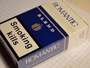 Сигареты ROMANTIC оптом - 260$ - изображение 1