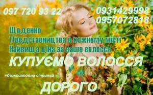 Скупка волос в Киеве. Куплю волосы дорого без посредников. Салон в центре или минский массив - изображение 1
