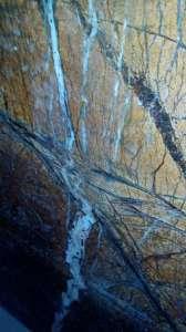 Слэб мраморный - зеркальный обрез целостного камня - изображение 1