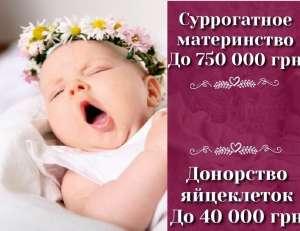 """Стать суррогатной мамой Мелитополь. """"SURmamka"""" - изображение 1"""
