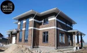 Строительство домов, таунхаусов. Энергосберегающие дома на заказ Днепр. - изображение 1