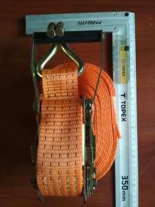 Стяжной ремень с трещёткой от производителя - изображение 1
