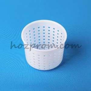 Сырные формы: форма 0,25 кг для мягкого сыра - изображение 1