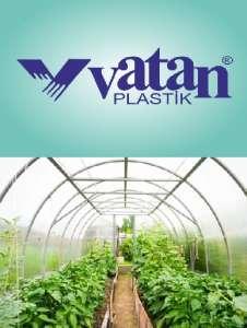 Тепличная качественная плёнка Vatan Plastik, Турция. Заказать плёнку для теплиц - изображение 1