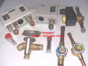 Терморегулирующий вентиль, датчик реле, стекла - изображение 1