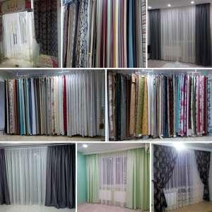Ткани для пошива штор в Украине - изображение 1