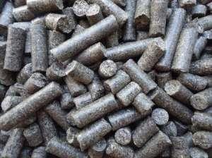 Топливный пеллет из лузги подсолнечника - изображение 1