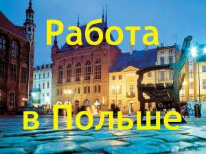 Трудоустройство украинцев в Польше 2019. Вакансия САНТЕХНИК - изображение 1