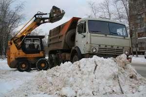 Уборка и вывоз снега - изображение 1