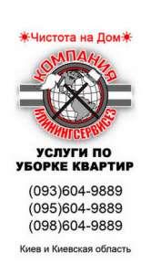 Уборка однокомнатной квартиры Киев Голосеевский район - изображение 1