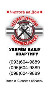 Уборка 3 комнатной квартиры Киев – КлинингСервисез - изображение 1