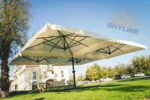 Уличные зонты для кафе, ресторанов, сада Scolaro - изображение 1