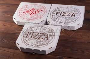 Упаковка для пиццы оптом от производителя. - изображение 1