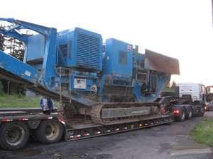 Услуги низкорамного трала для перевозки негабаритных и тяжеловесных грузов. - изображение 1