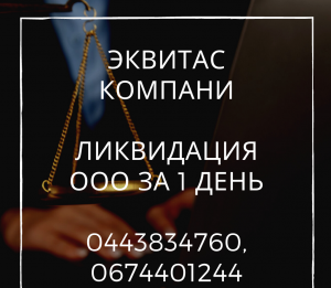 Услуги по экспресс-ликвидации ООО Харьков - изображение 1