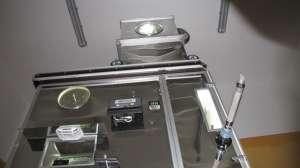 Установка-дозатор для производства курток пуховиков и одеял. - изображение 1