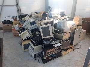 Утилизация компьютерной, офисной техники, электроприборов. - изображение 1